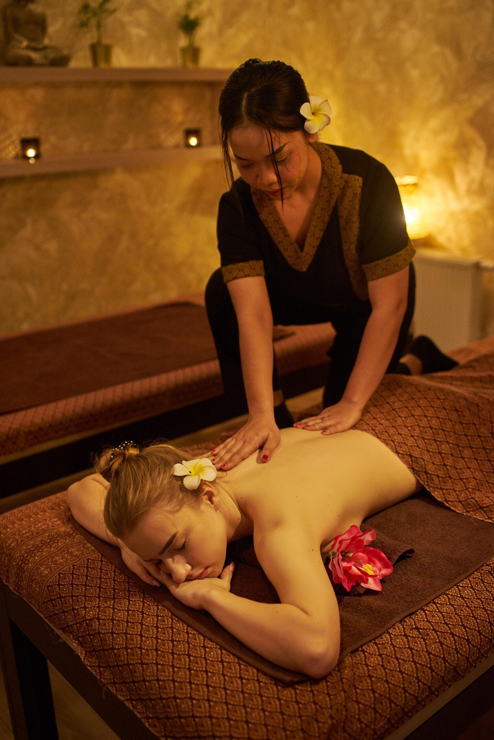 masaż w Warszawie Warsaw massage massage in Warsaw