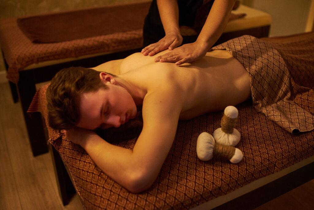 masaż dla niego spa dla niego warszawa grodzisk Ursynów kabaty