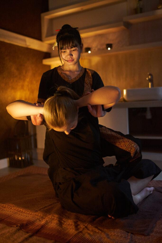 tajski masaż w warszawie na kabatach na Ursynowie w grodzisku masaż