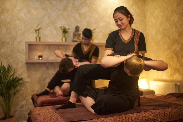 masaż tajski w warszawie masaż tajski warszawa dobry masaż tajski